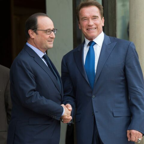 Schwarzy et Hollande, le duo qui veut sauver la planète