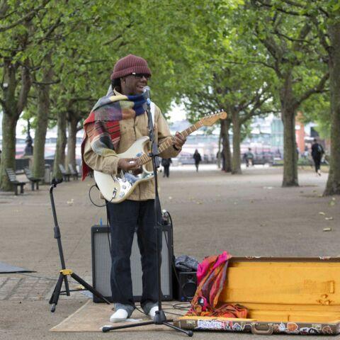Nile Rodgers, en concert ni vu ni connu