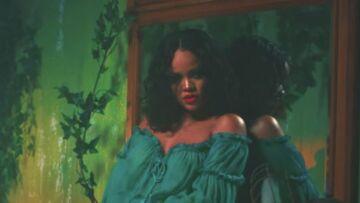 PHOTOS – Rihanna fait monter la température dans les visuels de sa collection avec Manolo Blahnik