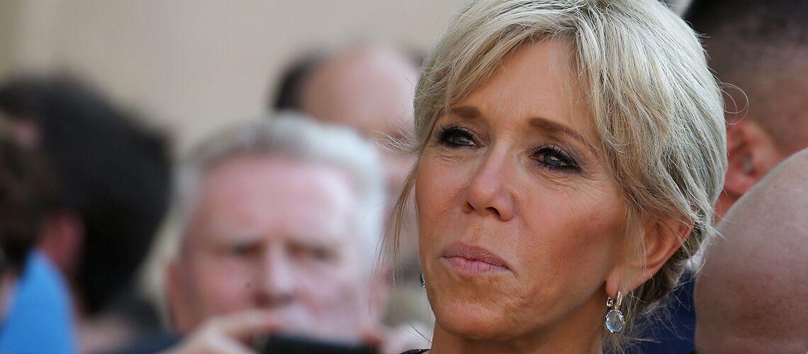 A New-York, Brigitte Macron précise son rôle de première dame «je veux être utile»
