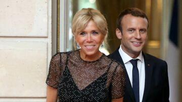 Brigitte Macron: son chignon est salué par la presse internationale