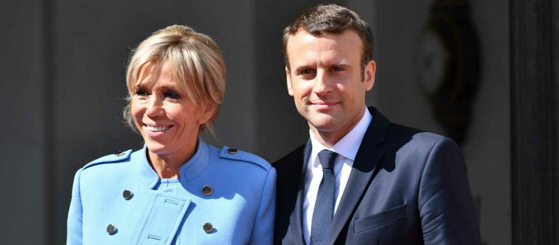 PHOTOS – Brigitte et Emmanuel Macron adoptent un chien: retour sur la passion canine des présidents français