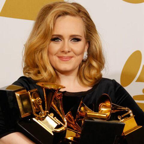 Adele trust les Billboard Music Awards