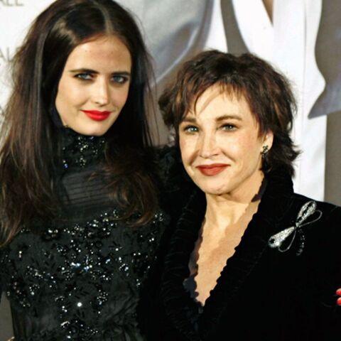 Eva Green, jamais sans sa mère