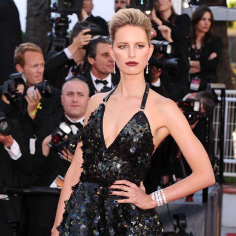 Karolina Kurkova, Brad Pitt, Diane Kruger: réunion de blonds sur la Croisette