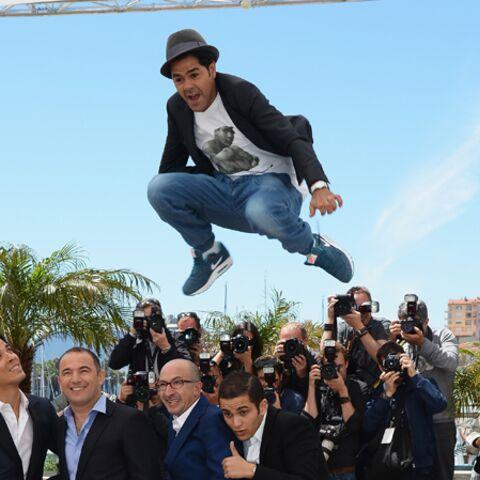 Photos- Jamel Debbouze met Cannes à ses pieds