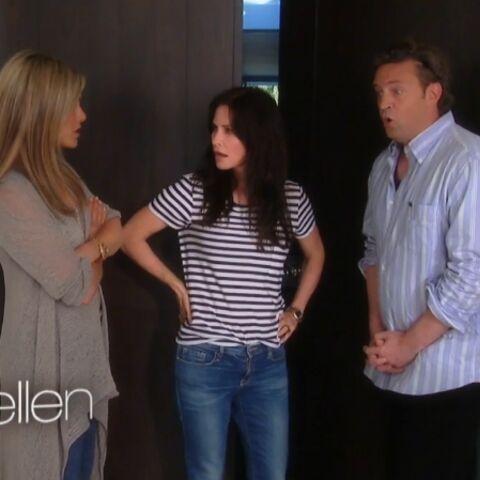 Jennifer Aniston: celle qui revoyait ses Friends