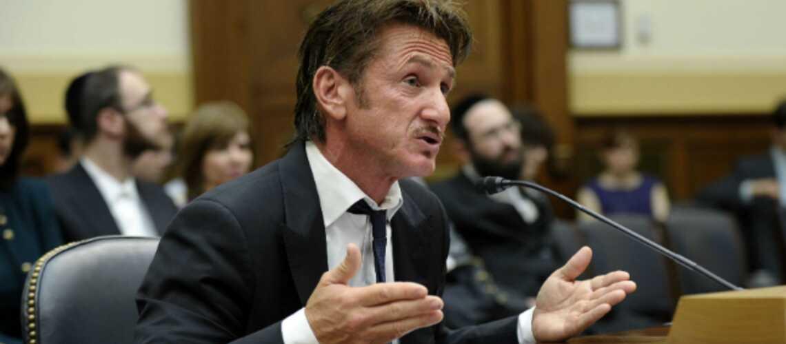 Sean Penn plaide devant le Congrès américain