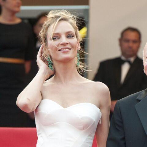 Cannes 2013: Uma Thurman remettra la Palme d'or