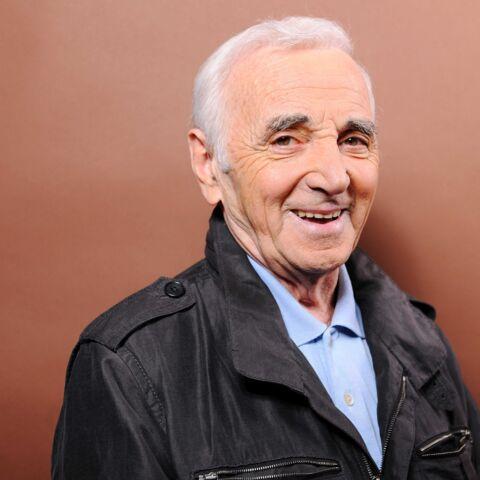 Photos – Charles Aznavour fête ses 90 ans