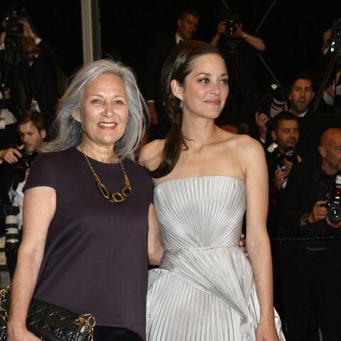 Cannes 2014– Marion Cotillard, fille dévouée