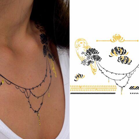 Shoping beauté: de l'or pour briller de beauté