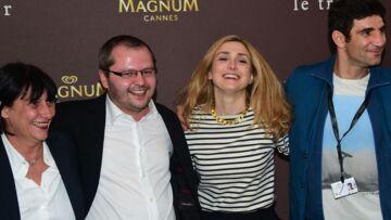 Gala By Night: Julie Gayet fait la fête sur la plage Magnum