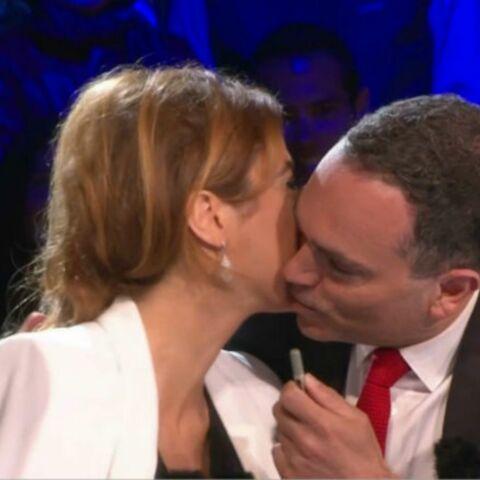 Léa Salamé et Yann Moix: leur baiser de cinéma…