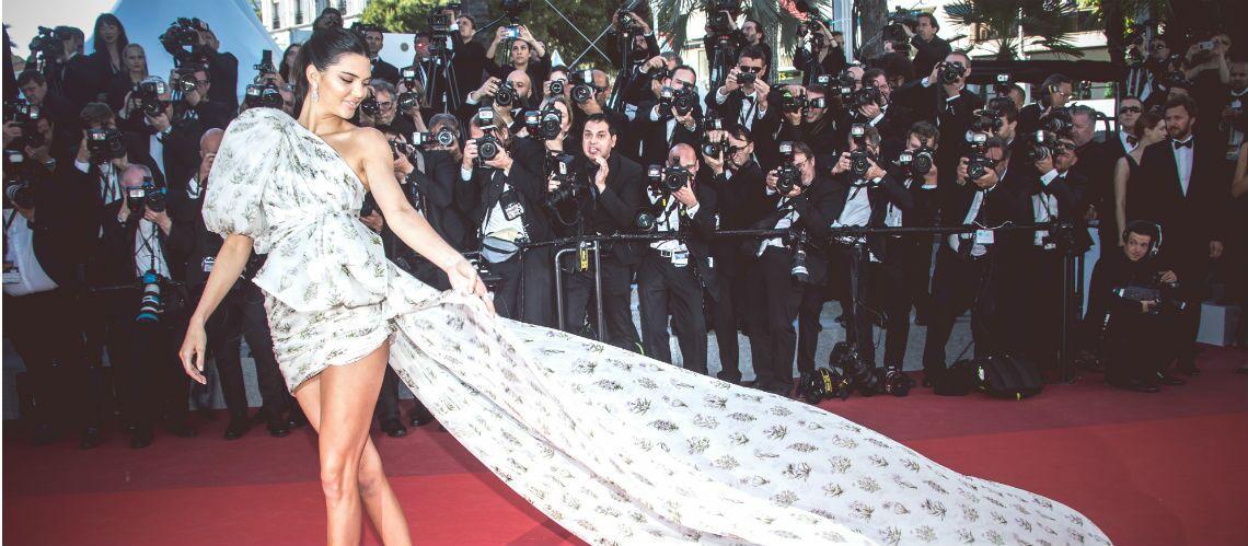 PHOTOS – Rihanna, Lily-Rose Depp, Kendall Jenner en robe de mariée au Festival de Cannes