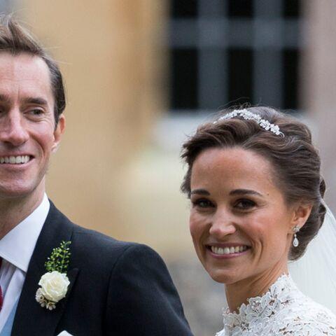 Caviar, champagne: les coulisses de la réception de mariage de Pippa Middleton