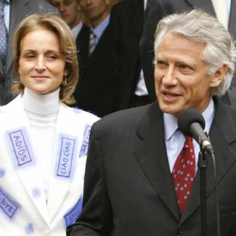Exclu- Pour le meilleur et pour le pire: Marie-Laure de Villepin
