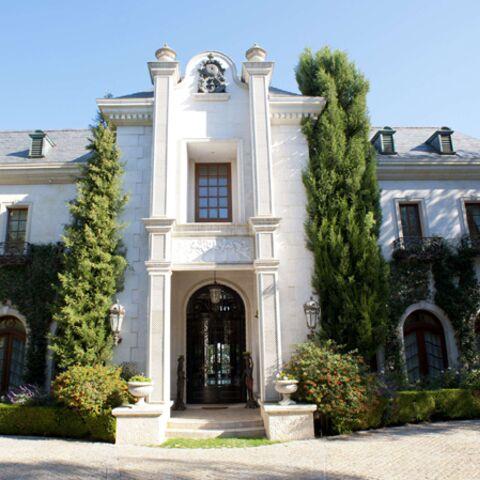 Photos- La dernière demeure de Michael Jackson est à vendre