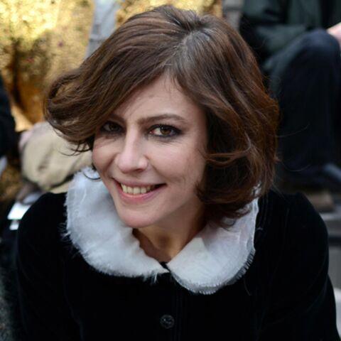Anna Mouglalis, une absente de marque au défilé Chanel
