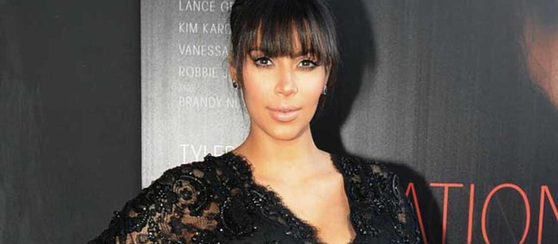 Kim Kardashian: une maternité rien que pour elle