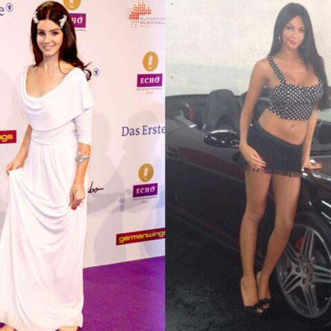 Lana Del Rey: sous l'influence de Nabila?