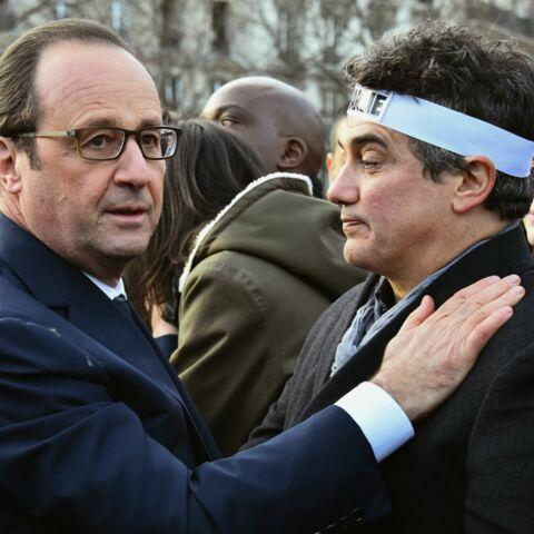 François Hollande revient sur l'incident de la crotte de pigeon