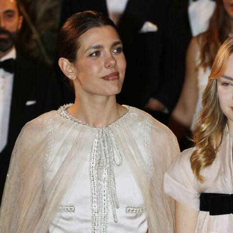 Charlotte Casiraghi, l'amoureuse du bal de la Rose