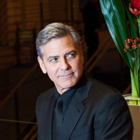 "George Clooney: ""Hillary Clinton est la seule adulte"""