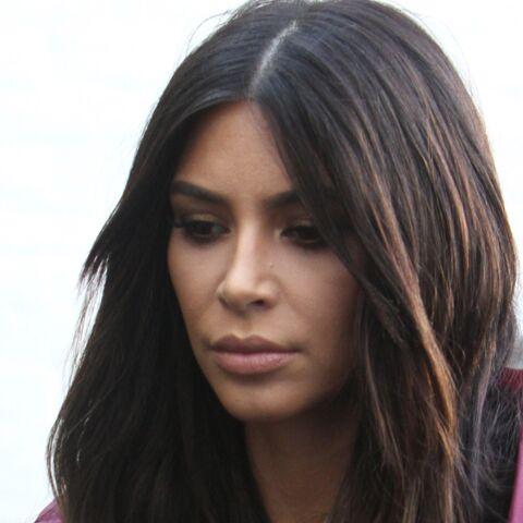 Kim Kardashian émue par la mort de son sosie