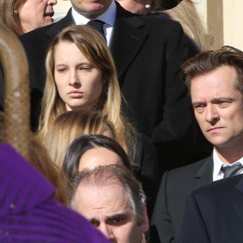 David Hallyday: quel père est-il avec sa fille Ilona?