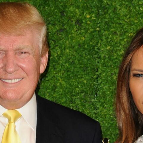 De l'eau dans le gaz entre Melania et Donald Trump: ils feraient chambre à part