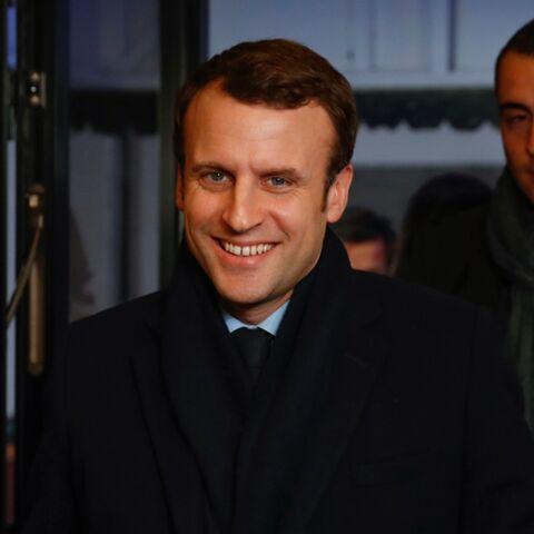 Emmanuel Macron est le sosie d'un chanteur célèbre… enfin presque