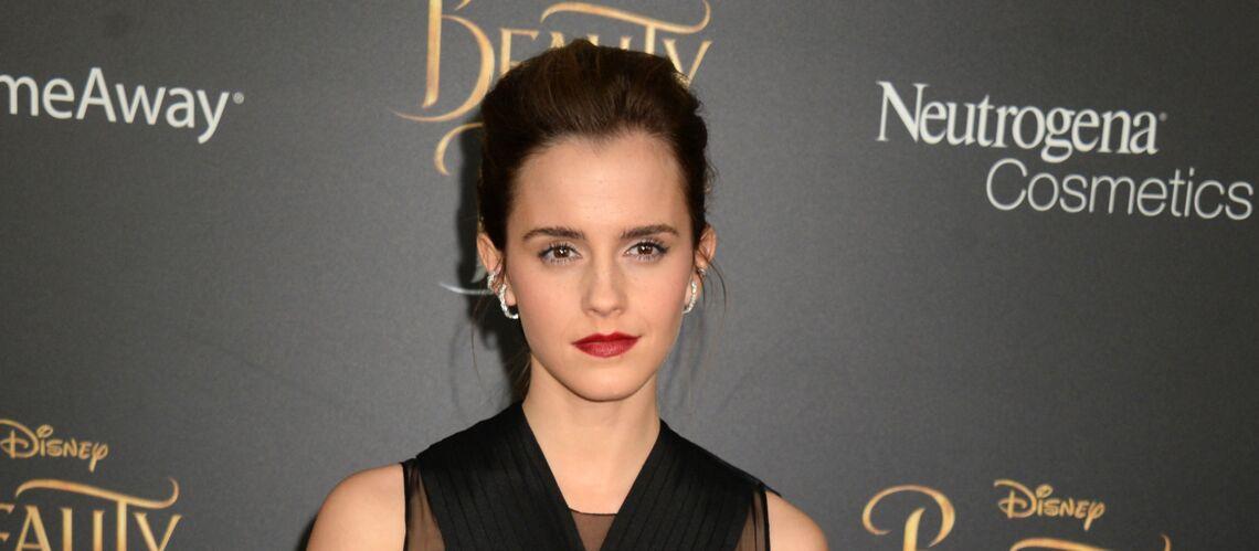 Emma Watson La Belle Et La Bete Le Concept Du Prince Charmant