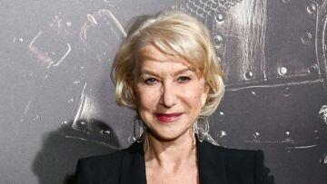 PHOTOS – Pourquoi Helen Mirren raffole des chaussures de strip-teaseuse?