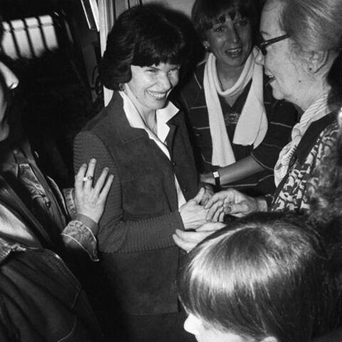 Photos- Danielle Mitterrand, une vie de combats