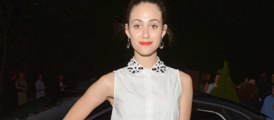 Emmy Rossum craque pour le made in France