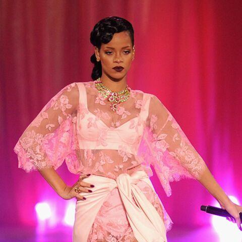 Rihanna: le challenge de la nuisette