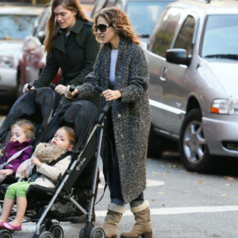 Sarah Jessica Parker, la plus aidée des mamans