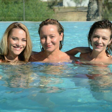 Céline Sallette, Joy Esther, Julie Ferrier en Escapade à Djerba