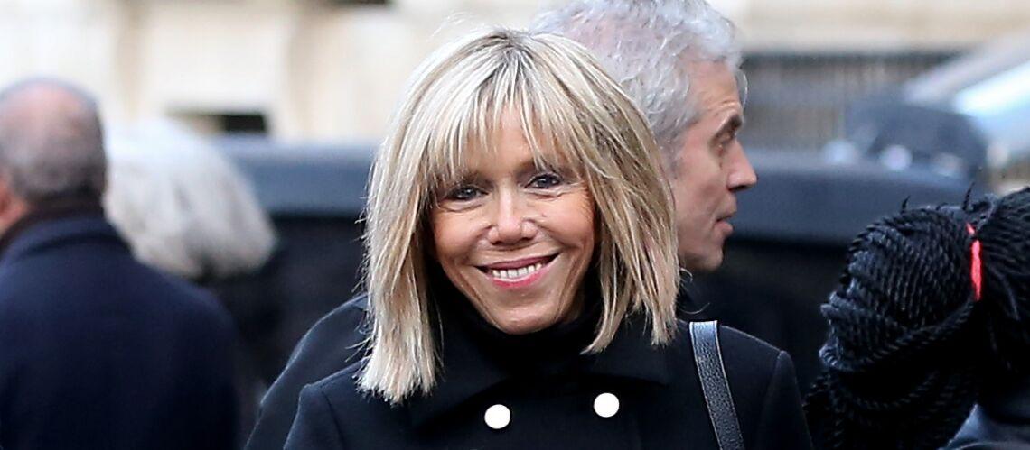 Côté look Brigitte Macron n'en fait qu'à sa tête, et c'est ça qu'on aime