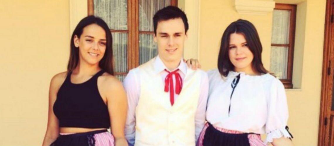 PHOTOS – Stéphanie de Monaco: Pauline et Camille, ses deux filles sont fusionnelles