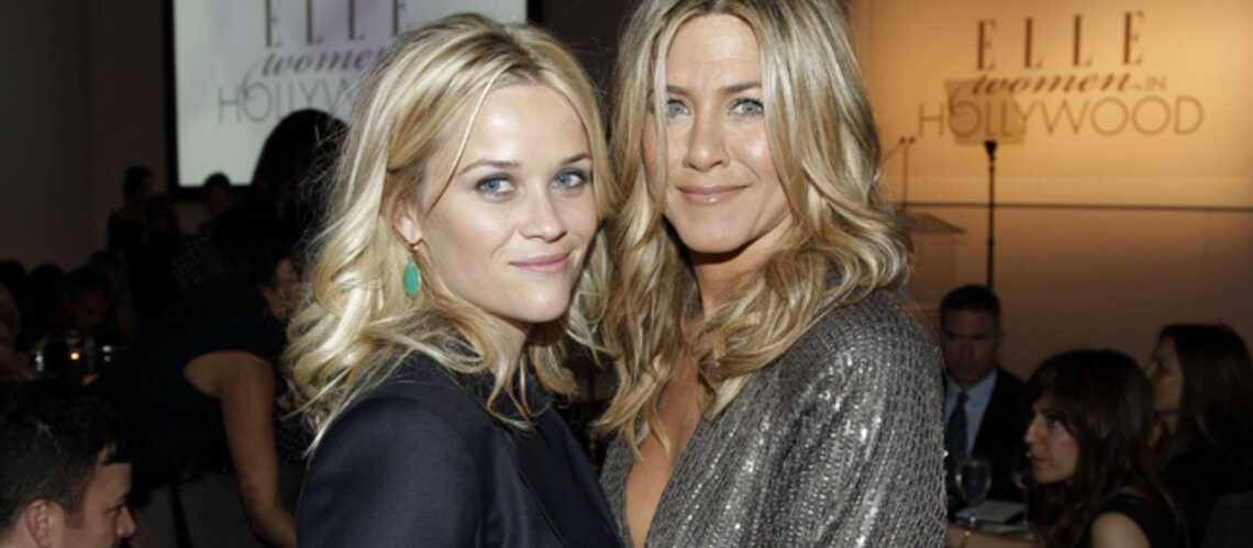 Reese Witherspoon déclare sa flamme à Jennifer Aniston