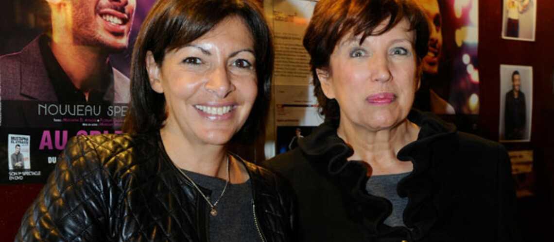 Roselyne Bachelot et Anne Hidalgo: premières fans de Mustapha El Atrassi