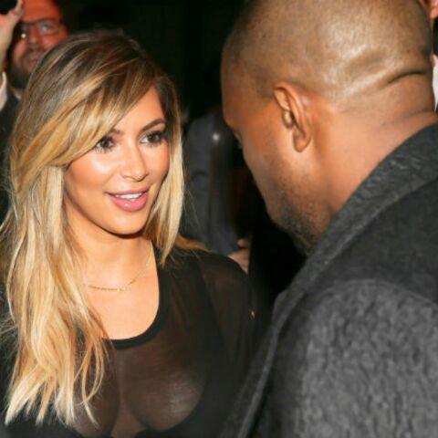 Kim Kardashian dit «oui»!