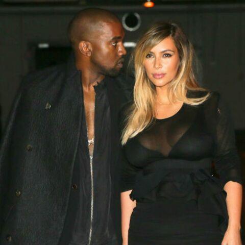 Kanye West et Kim Kardashian contre YouTube