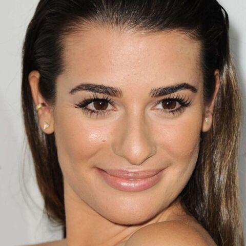 Shopping beauté de star – Lea Michele et ses cils oversize