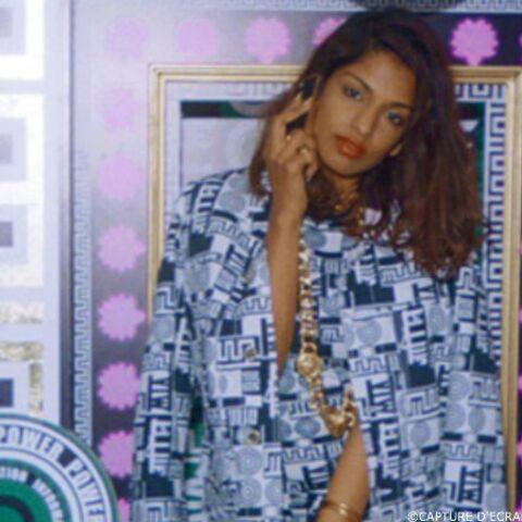 M.I.A. en mode Versus pour Versace