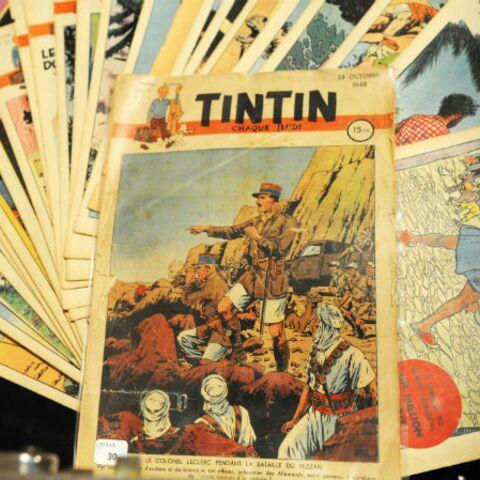 Tintin, de nouvelles bulles pour 2052