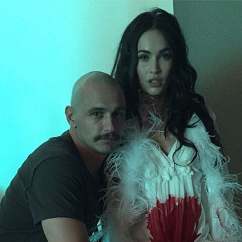 Megan Fox en sang, un coup de James Franco ?