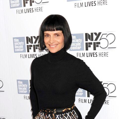 Juliette Binoche a fait pleurer Quentin Tarantino